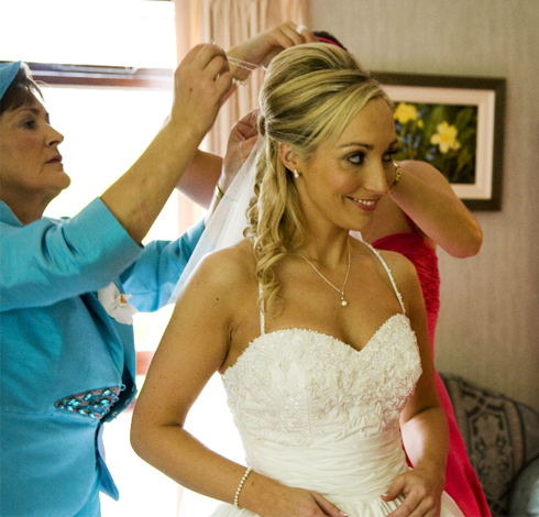 Kilkenny Weddings - Bridal Makeup